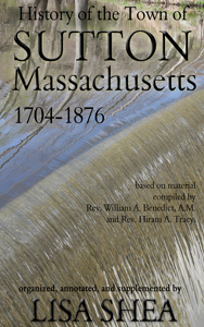The History of Sutton Massachusetts
